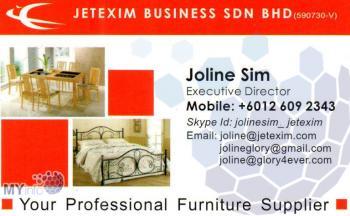 JETEXIM BUSINESS SDN BHD