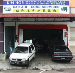 KIM HOR AIR CONDITIONER SALES & SERVICES