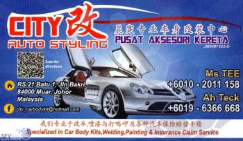 CITY AUTO STYLING