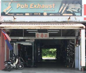 POH EXHAUST SERVICE