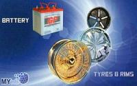 HONG BATTERY TYRES SERVICE CENTRE