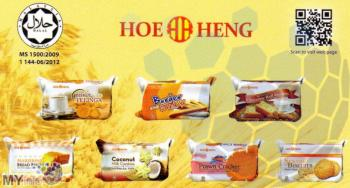 HOE HENG BISCUITS CONFECTIONERY FACTORY SDN BHD