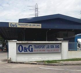 O & G TRANSPORT (JB) SDN BHD
