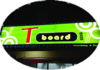 T BOARD ADVERTISING & DESIGN