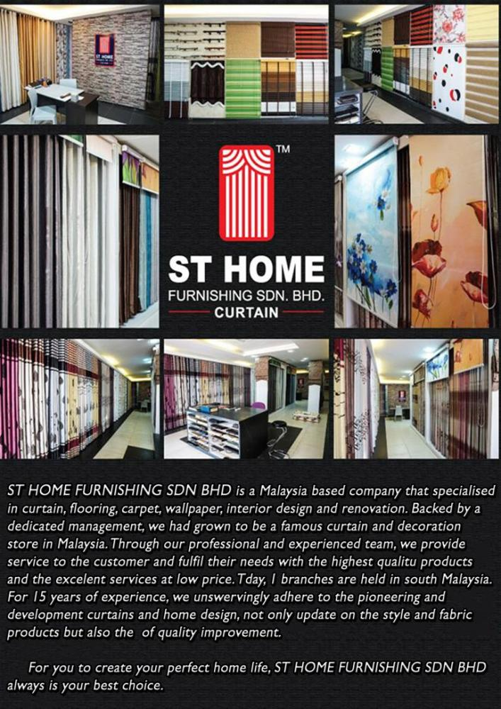 Business Directory Textile St Home Furnishing Sdn Bhd